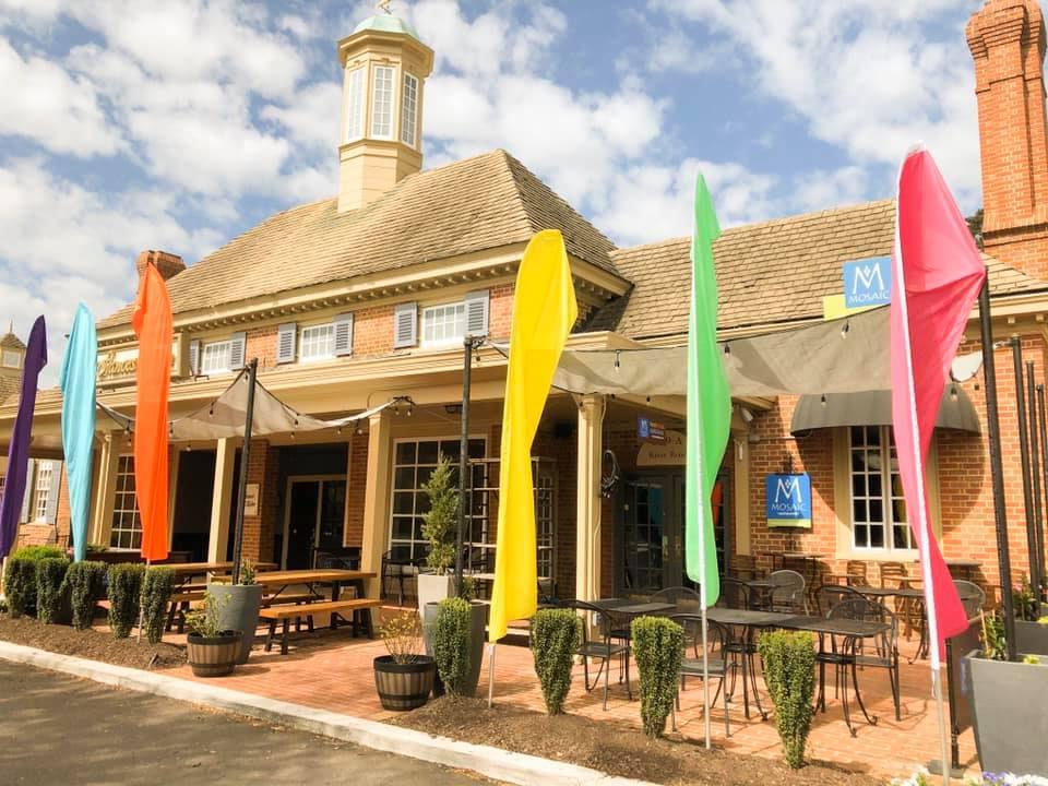 MOSAIC Restaurant, Richmond, VA